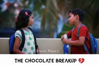 Chocolate Breakup
