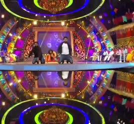 Getup Srinu Auto Ram prasad funny dance
