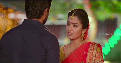 Geetha Govindam Movie Climax Scene