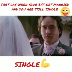 Singles Happy Moment