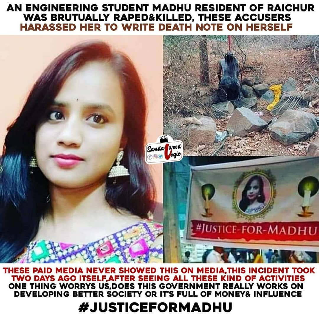 Justice For Madhu