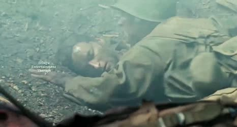 army soldier emotional scene