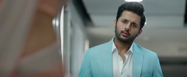 Bheeshma First Glimpse - Nithiin