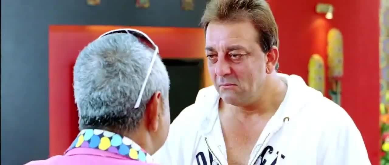 Sanjay Dutt Slaps over slaps over slap