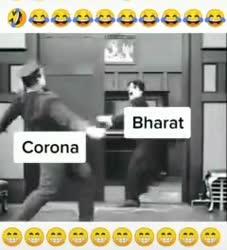 Bharat Vs Corona