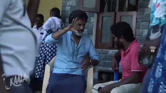 making of Kaala movie