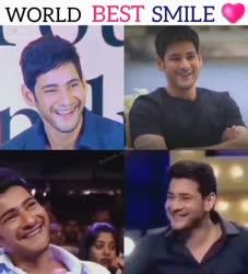 Mahesh Babu Best Smile Status