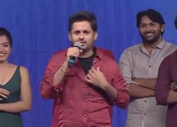 Nithiin about pawan kalyan PINK movie