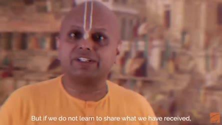 Sharing Gives Life