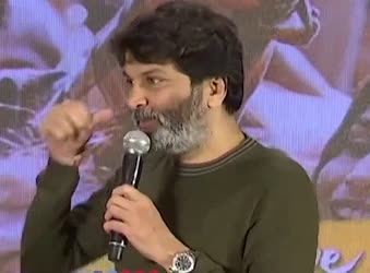Trivikram Words About Success