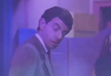 Mr Bean single life Frustration