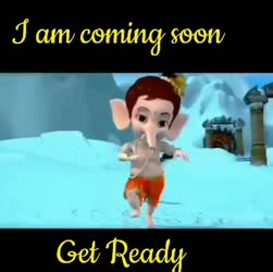 i am coming soon get ready