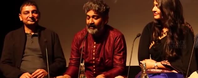 SS Rajamouli funny words about Prabhas diet