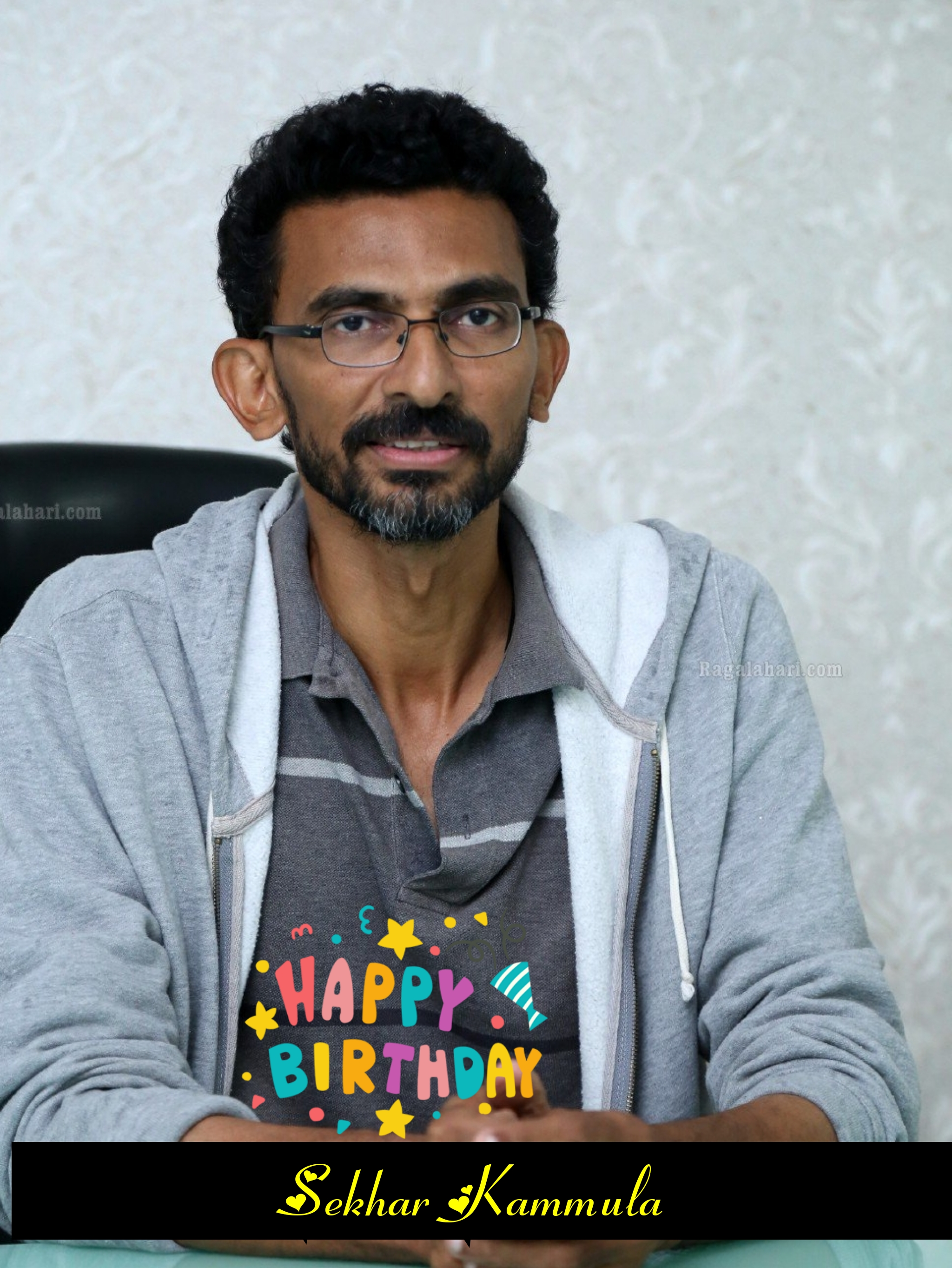 Happy Birthday Sekhar Kammula