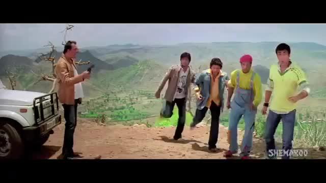 Sanjay Dutt Bhagne ki koshish