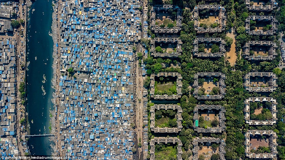 Mumbai City - Rich vs Poor