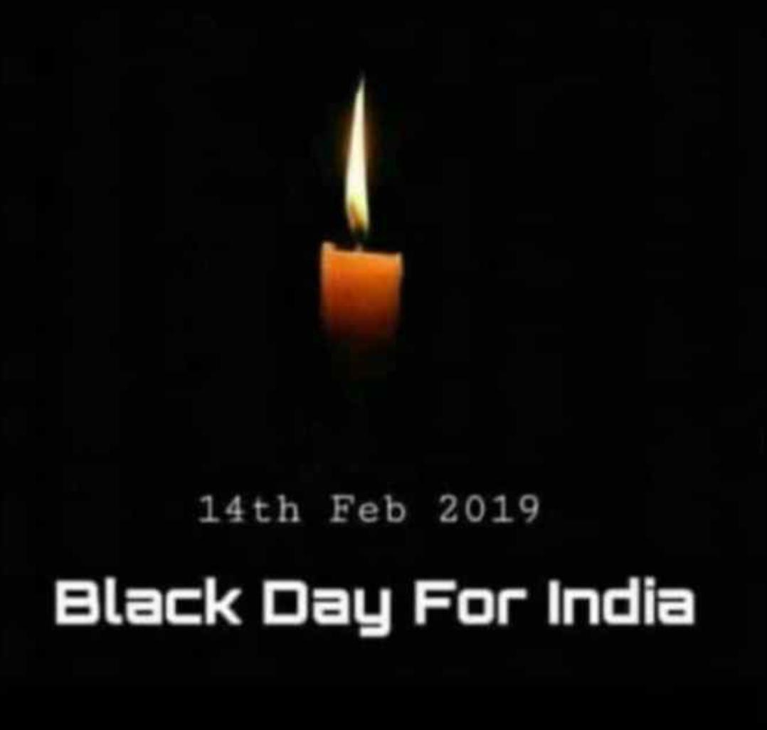 14 feb black day