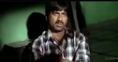 Ravi teja emotional dialogue