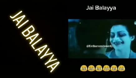 Jai Balayya (Just for Fun)