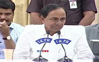 CM KCR Fires On Tv Reporter Shocking Questions || TSRTC Strike ||