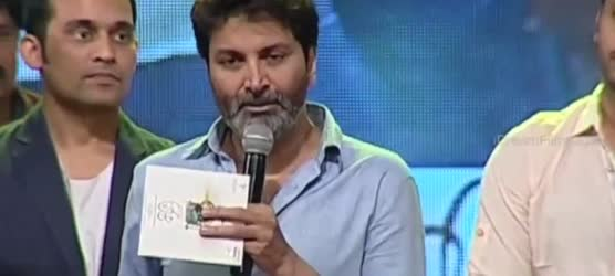 Director Trivikram about sweet memories